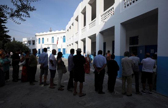 جانب-من-الانتخابات-التونسية