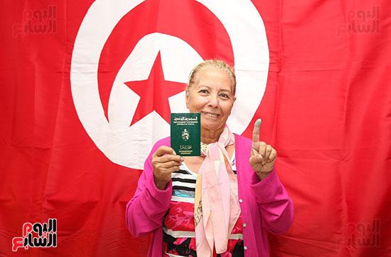 التونسيون-بمصر-ينتخبون-رئيسهم-(1)