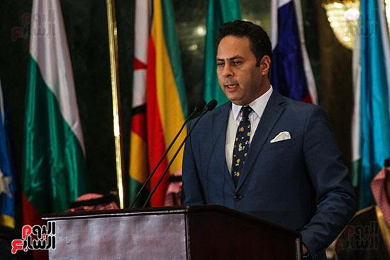 الجلسة الافتتاحية لمؤتمر فقه بناء الدول برؤية عصرية  (18)
