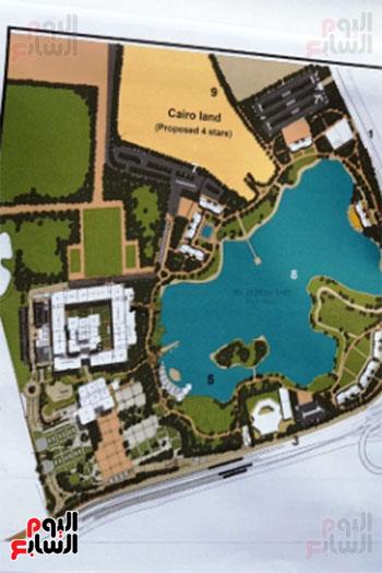 مخطط تطوير محيط بحيرة عين الحياة (5)