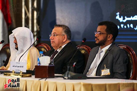 الجلسة الافتتاحية لمؤتمر فقه بناء الدول برؤية عصرية  (20)