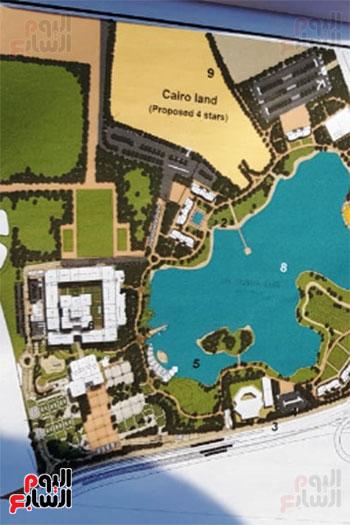 مخطط تطوير محيط بحيرة عين الحياة (4)