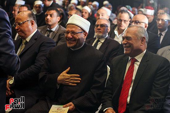 الجلسة الافتتاحية لمؤتمر فقه بناء الدول برؤية عصرية  (15)