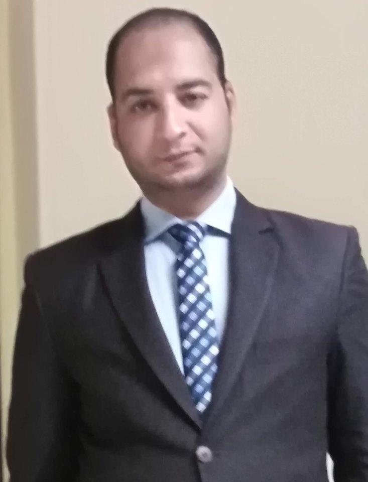 المحامى أحمد عبد القادر