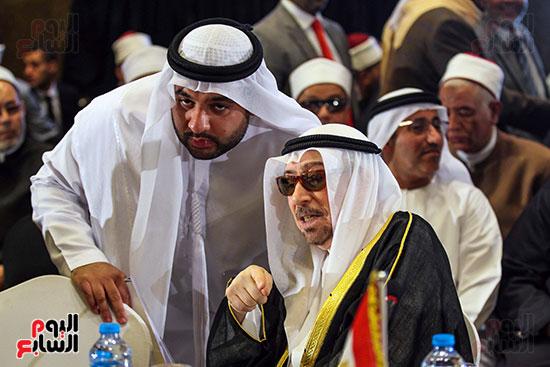 الجلسة الافتتاحية لمؤتمر فقه بناء الدول برؤية عصرية  (9)