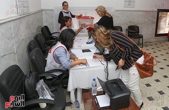 الانتخابات التونسيه الرئاسيه بالقاهره (3)