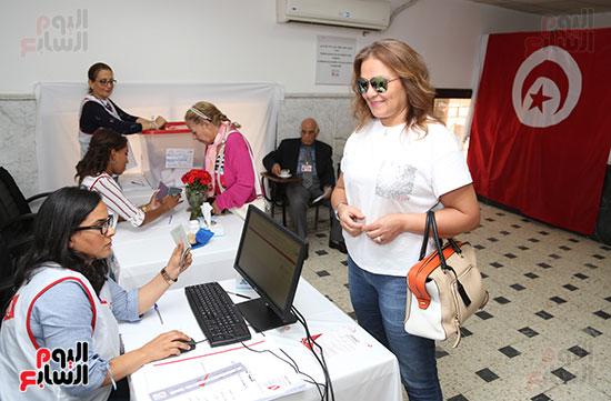 التونسيون-بمصر-ينتخبون-رئيسهم-(2)