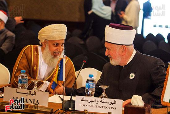 الجلسة الافتتاحية لمؤتمر فقه بناء الدول برؤية عصرية  (4)