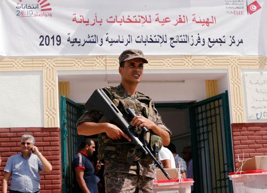 قوات الأمن فى تونس