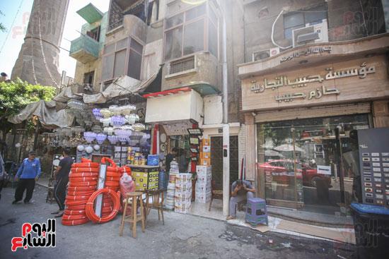 شارع درب البرابرة لبيع أجهزة الإضاءه