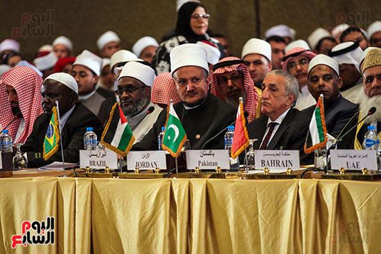 الجلسة الافتتاحية لمؤتمر فقه بناء الدول برؤية عصرية  (21)