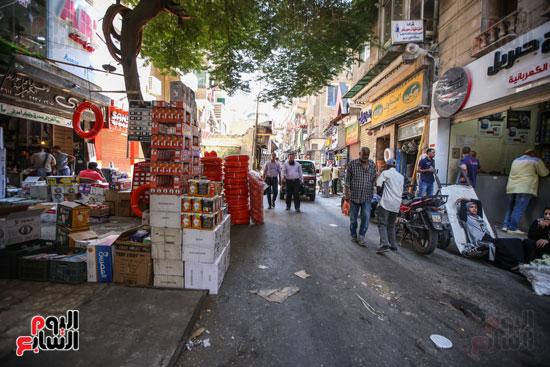 أشهر شارع لبيع النجف