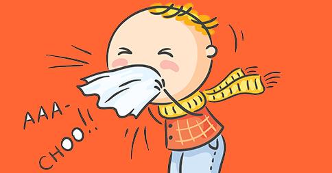 الانفلونزا ترتبط بفضل الشتاء