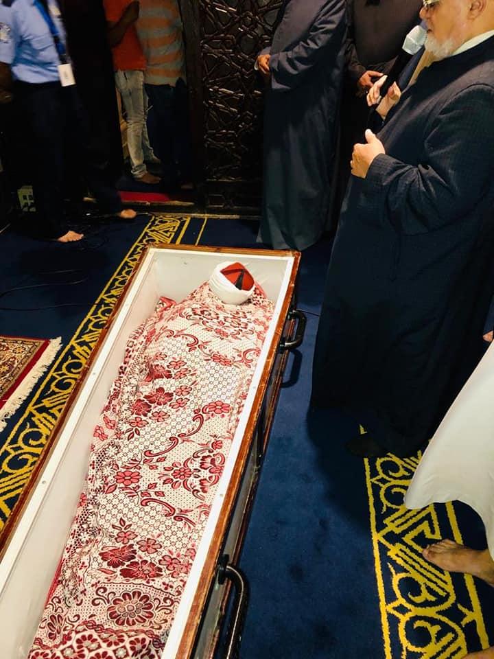 جنازة الدكتور سعد جاويش  (3)