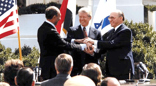 اتفاقية كامب ديفيد (1)