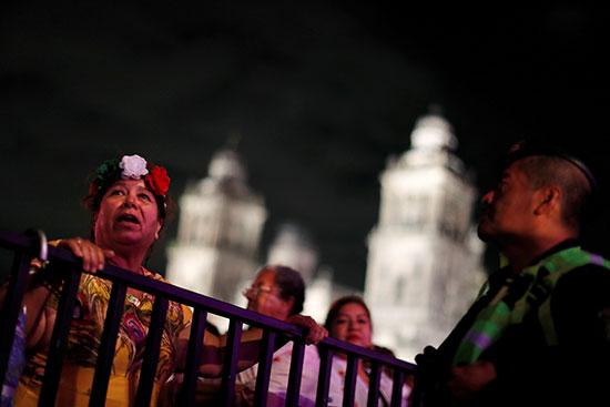 احتفالات المكسيكيين بعيد الاستقلال