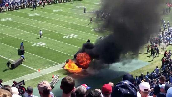 ألسنة-النيران-تتصاعد-من-الجهاز-المحترق