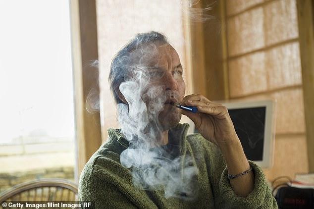 السجائر الالكترونية بنكهة النعناع تسبب السرطان