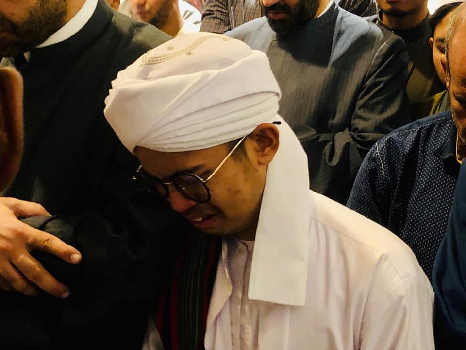جنازة الدكتور سعد جاويش  (16)