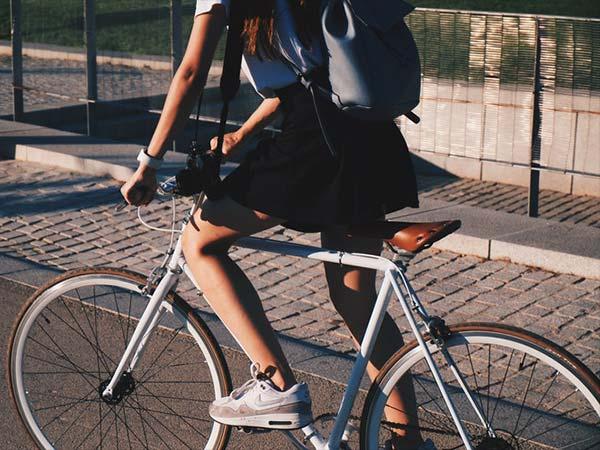10 فوائد لركوب الدراجات
