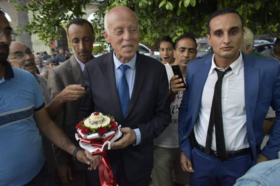 المرشح لرئاسة تونس