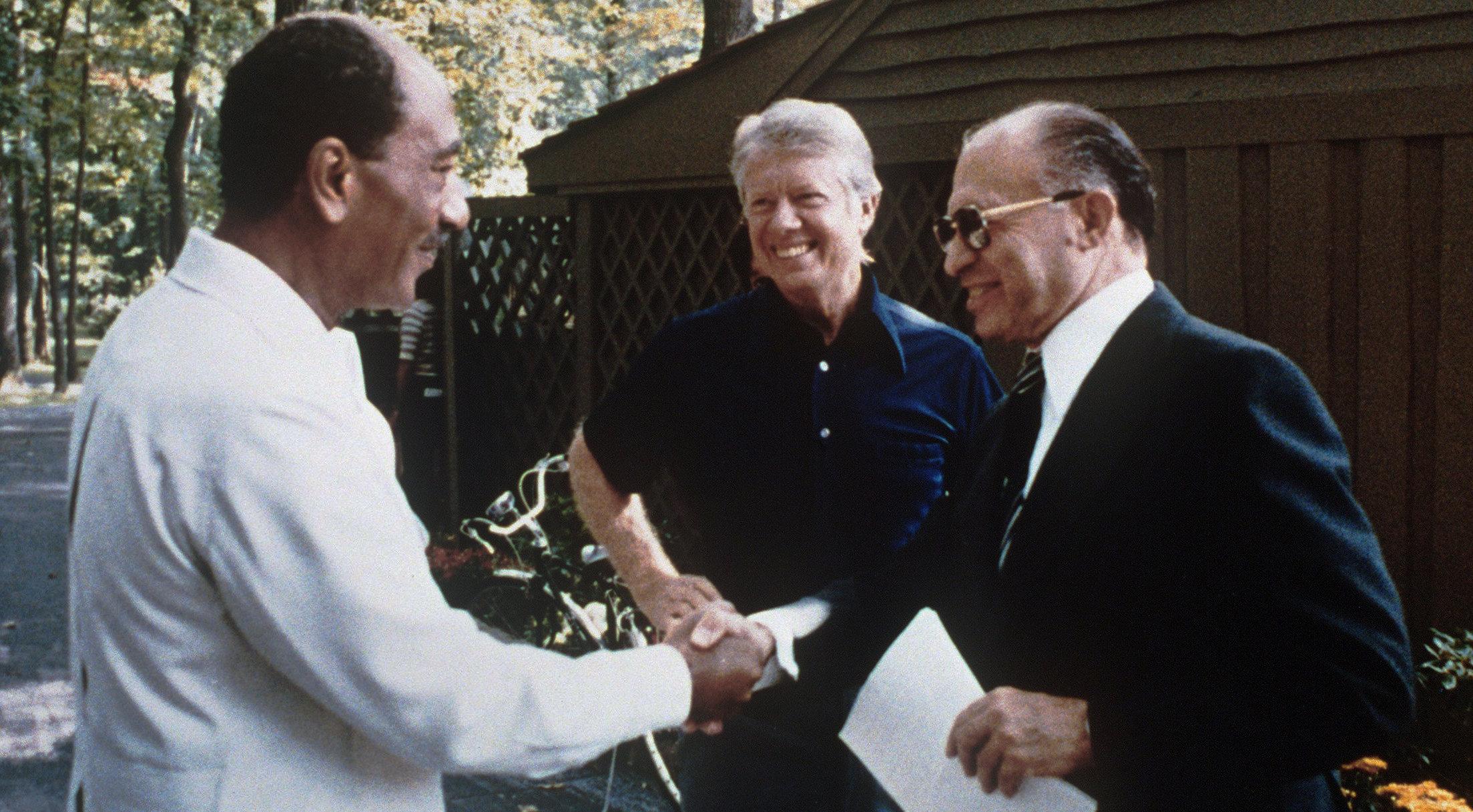 اتفاقية كامب ديفيد (3)