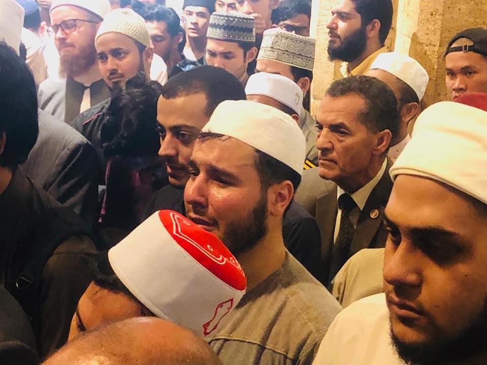 جنازة الدكتور سعد جاويش  (10)