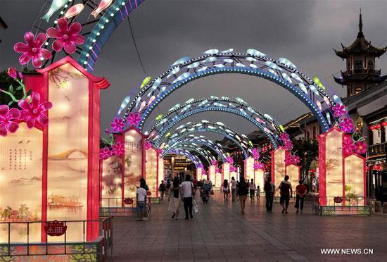 المهرجان فى الصين