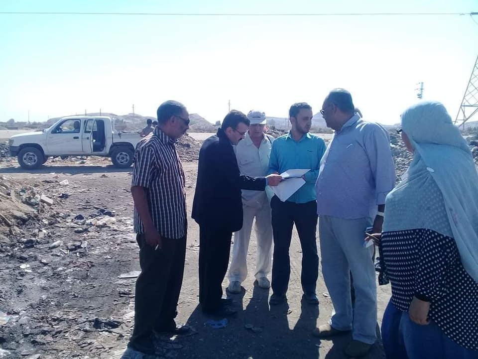 لجنة تضم جهاز شئون البيئة والهيئة العربية للتصنيع