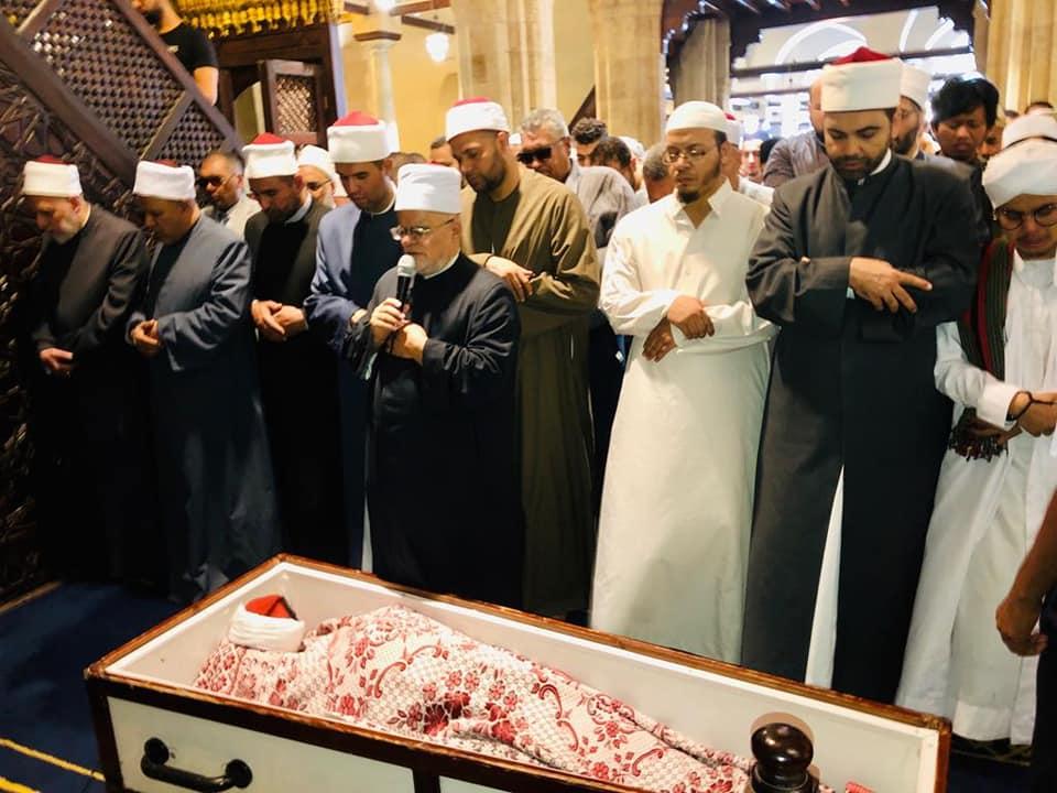 جنازة الدكتور سعد جاويش  (15)