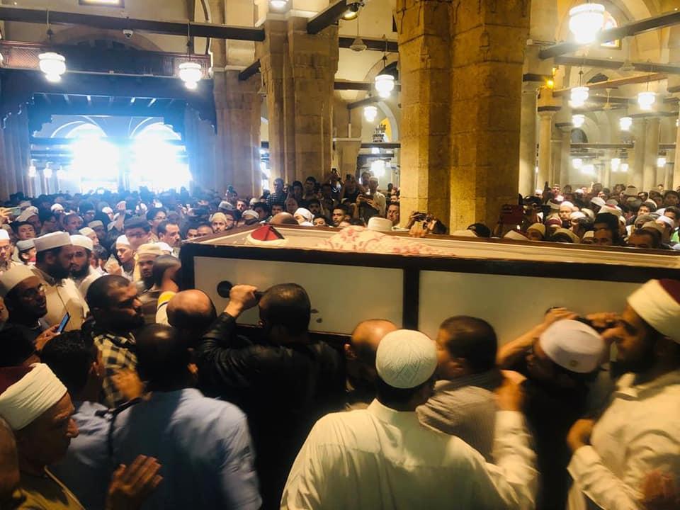 جنازة الدكتور سعد جاويش  (4)