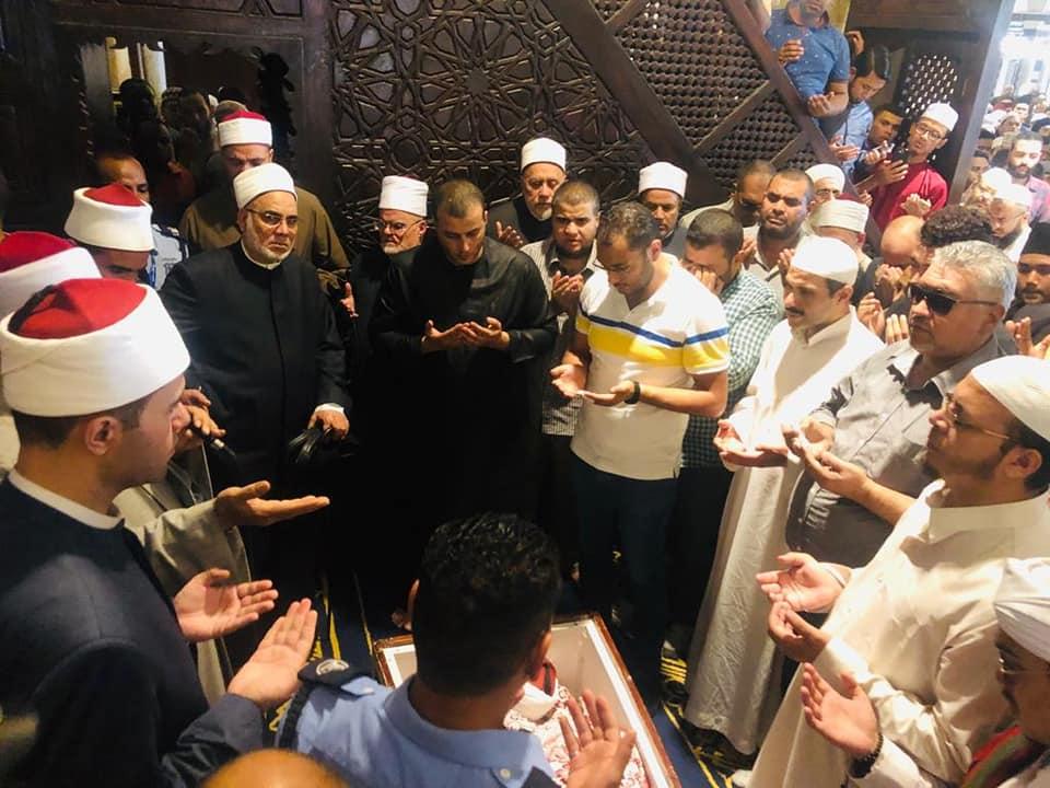 جنازة الدكتور سعد جاويش  (5)