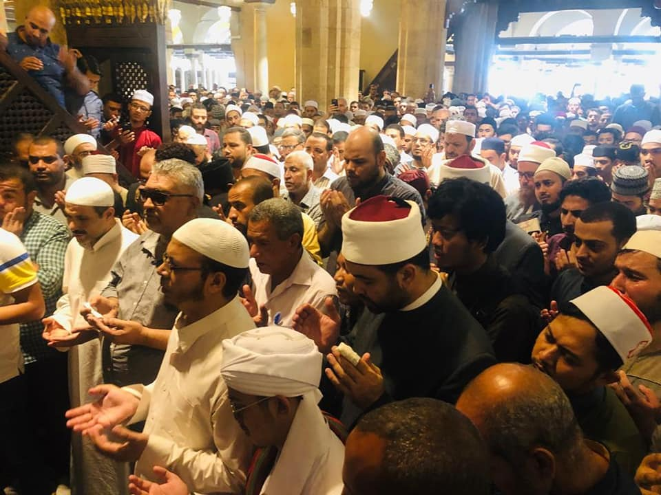 جنازة الدكتور سعد جاويش  (8)