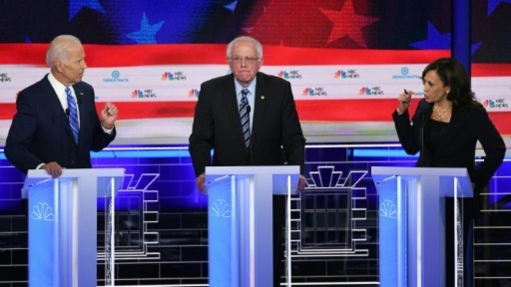 مناظرة الديمقراطيين