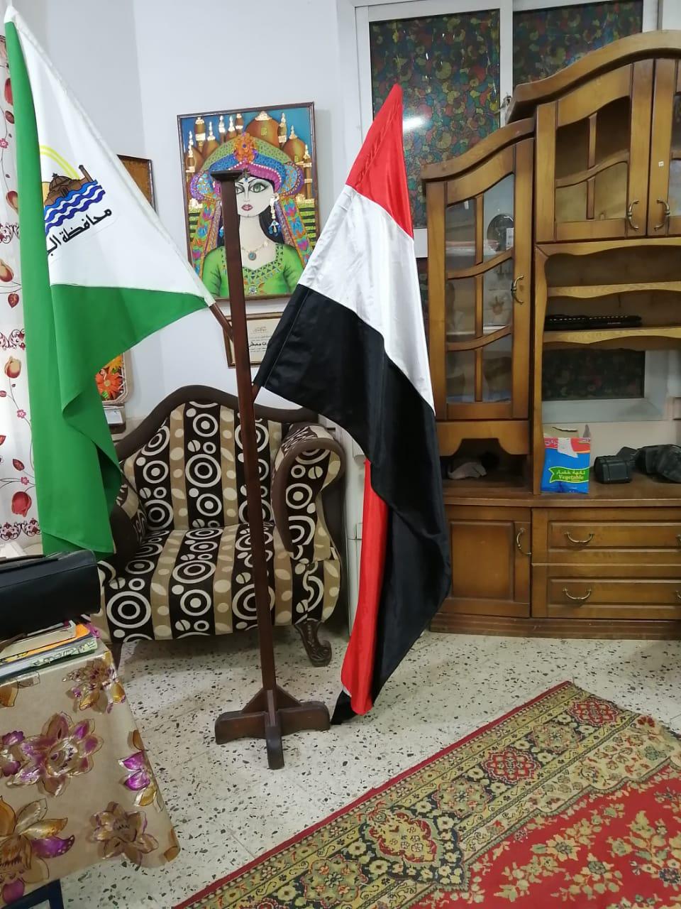 مدارس الجيزة تتزين بالأعلام استعدادا للعام الدراسي الجديد (8)