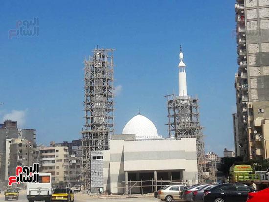 المساجد-الجديدة-تزين-المحور