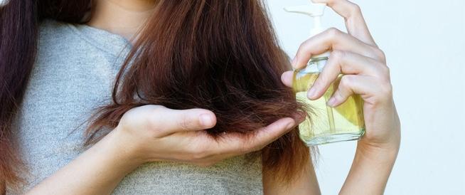 وصفات طبيعية لعلاج سقوط الشعر (1)