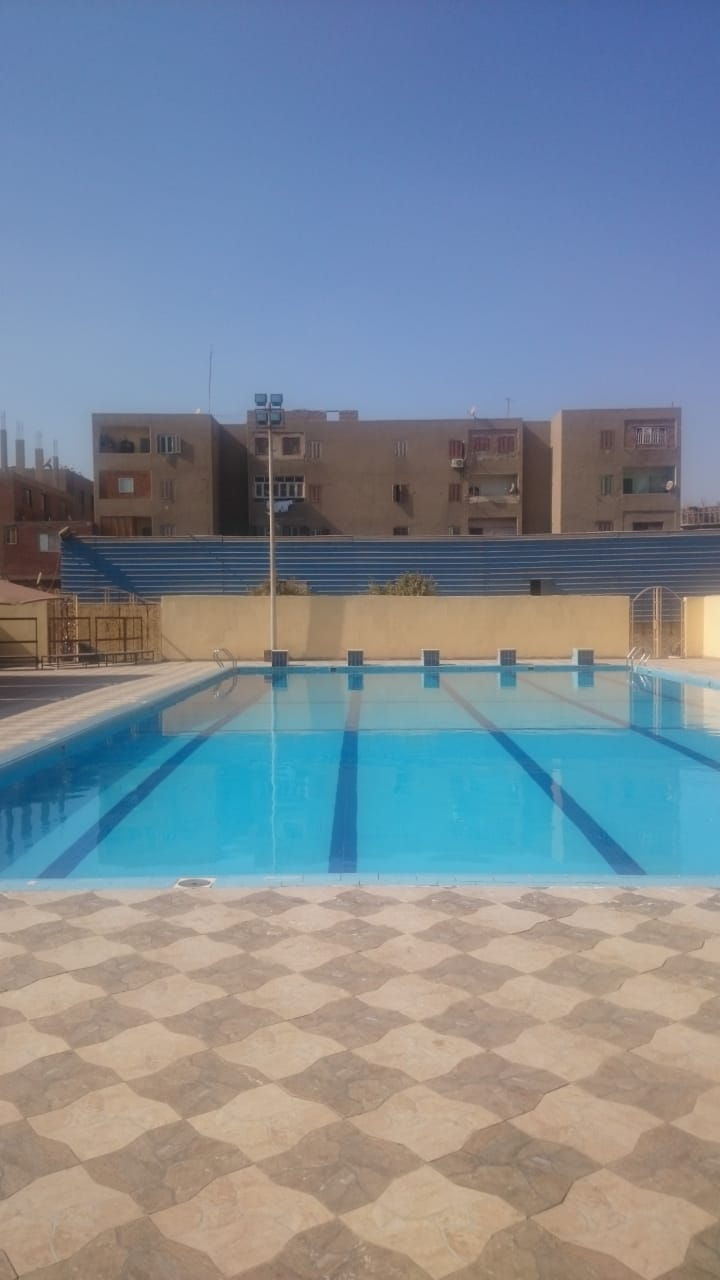 أحدحمامات السباحة ببنى سويف