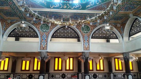 نقوش-اسلامية-رائعة-داخل-المساجد
