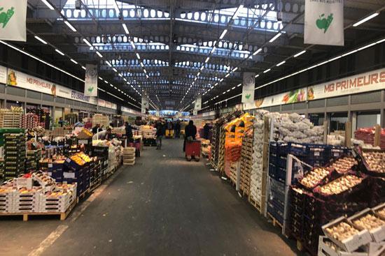 أكبر سوق دولى للجملة فى باريس  (2)