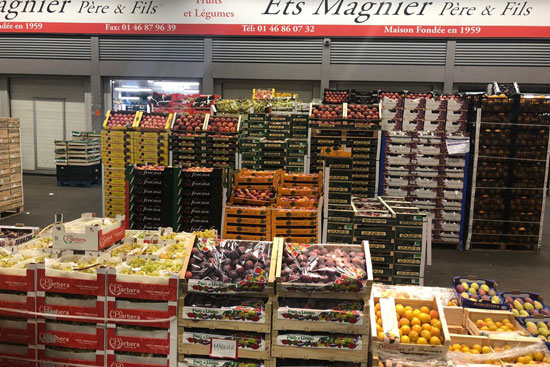أكبر سوق دولى للجملة فى باريس  (16)