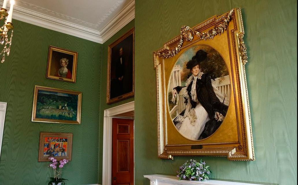 الغرفة الخضراء