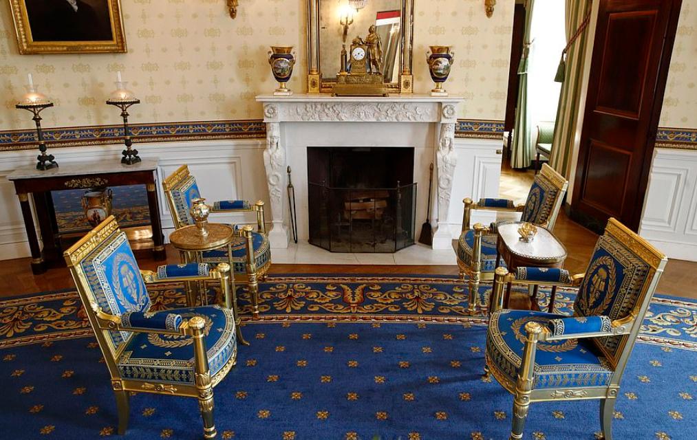 الغرفة الزرقاء