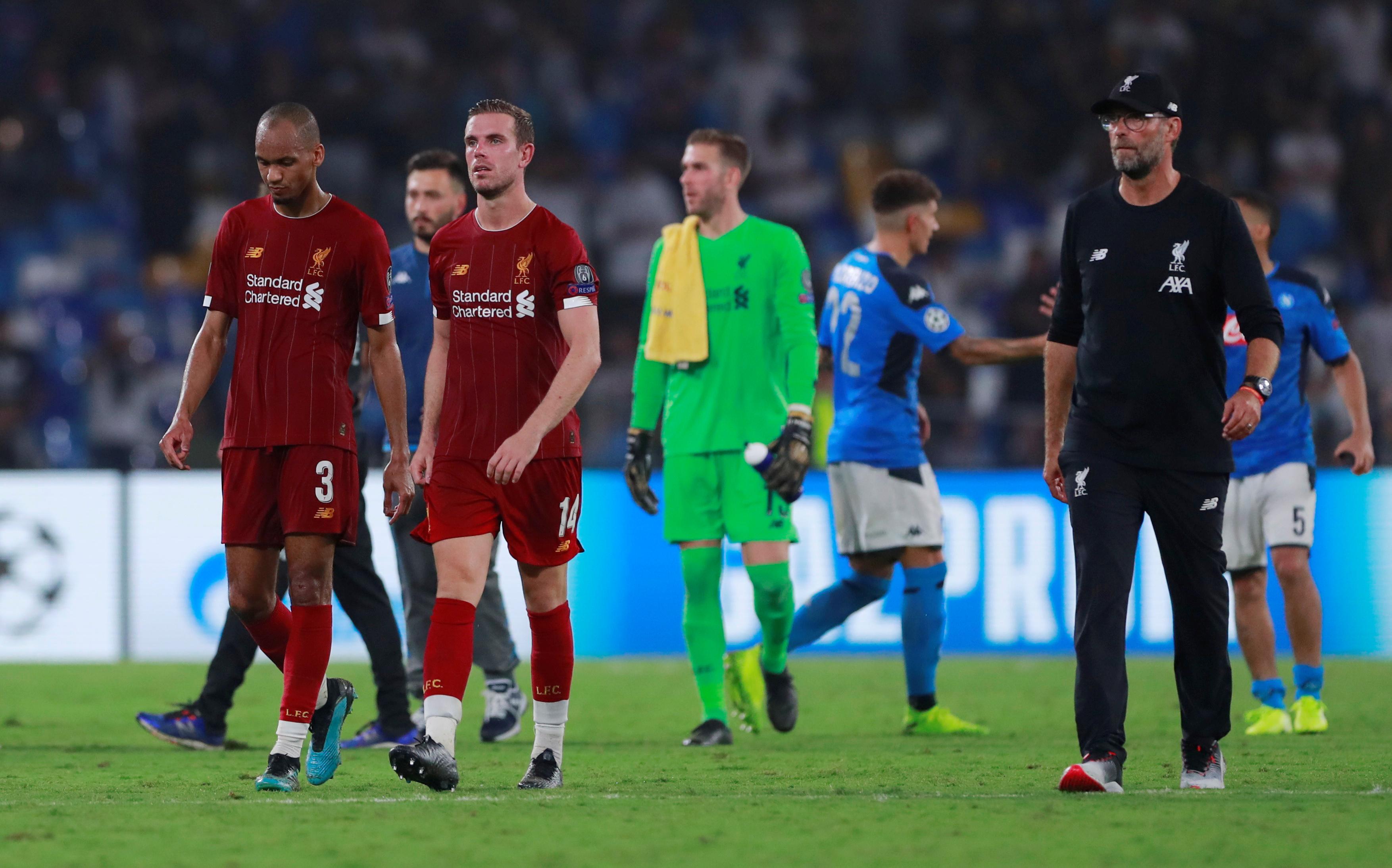 ليفربول ضد نابولى  (6)