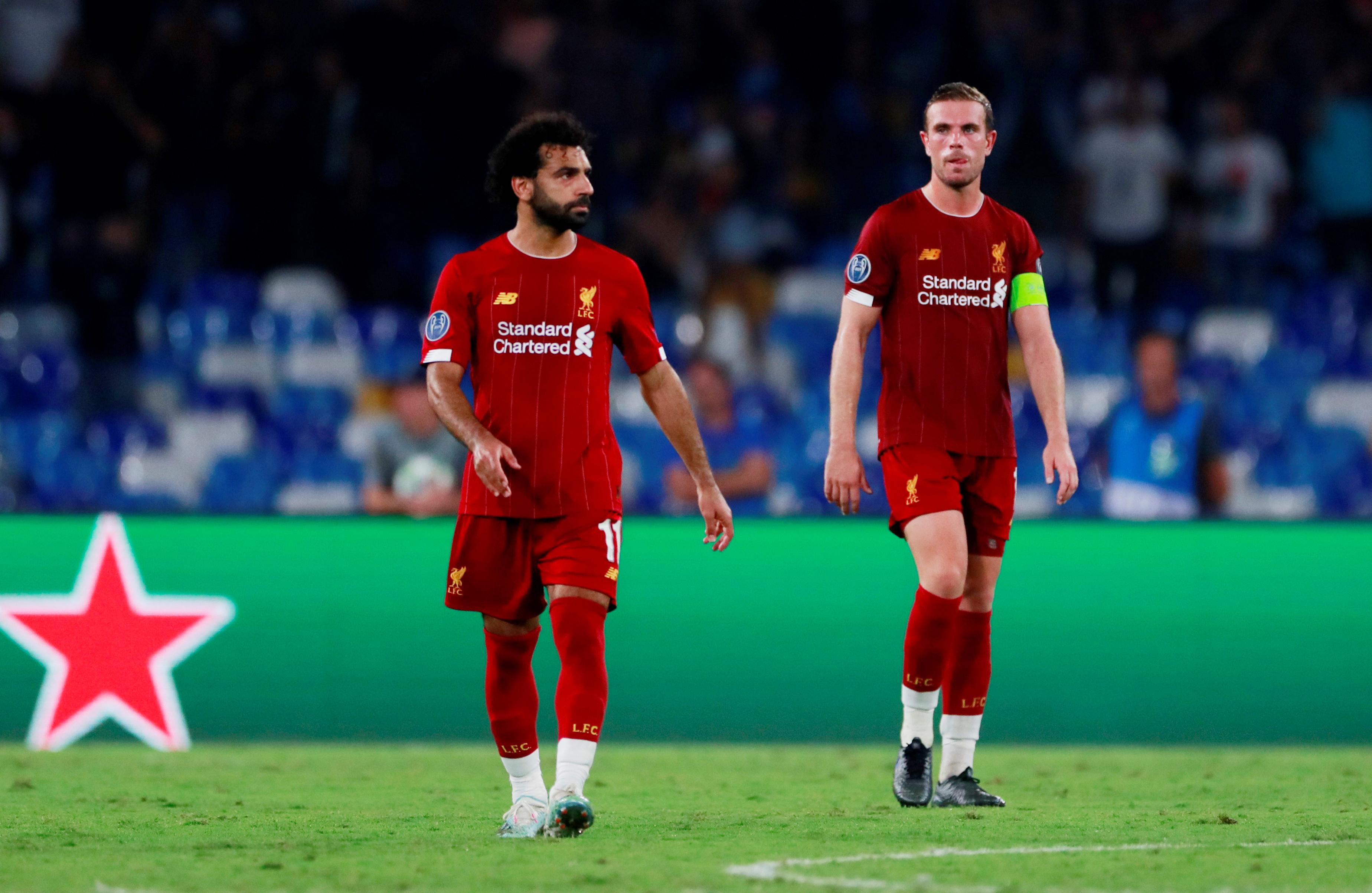 ليفربول ضد نابولى  (7)