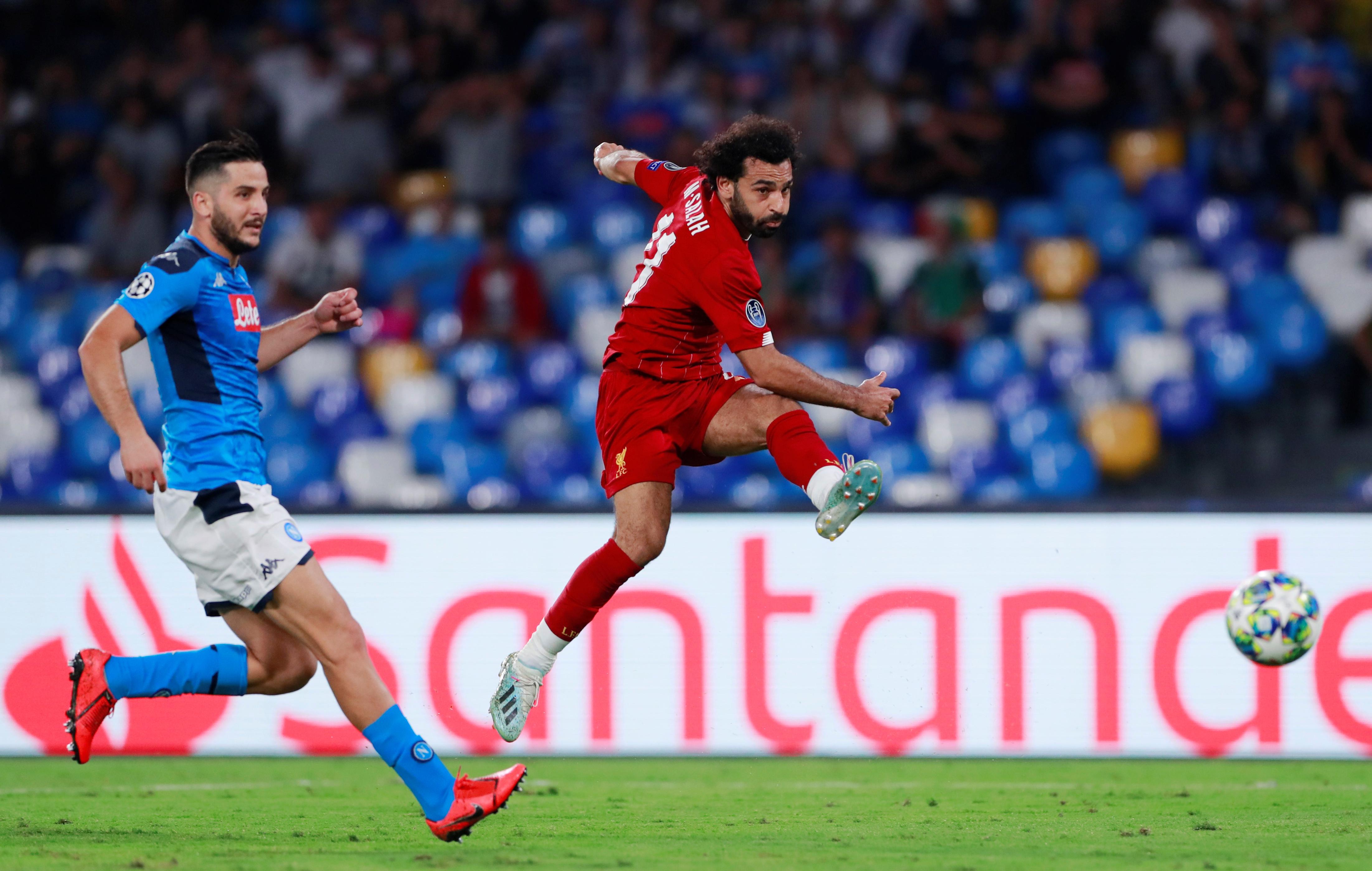 ليفربول ضد نابولى  (10)