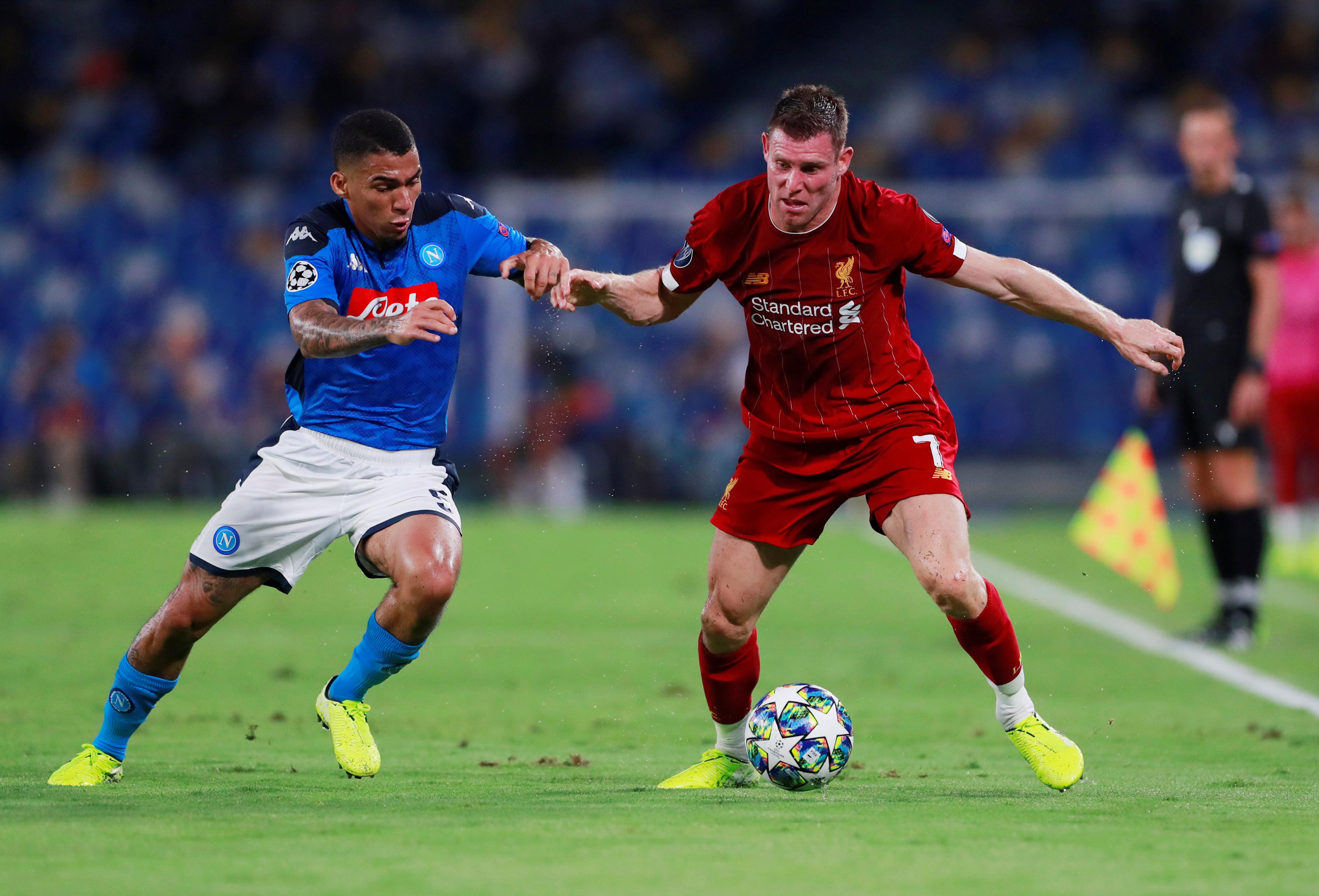 ليفربول ضد نابولى  (3)