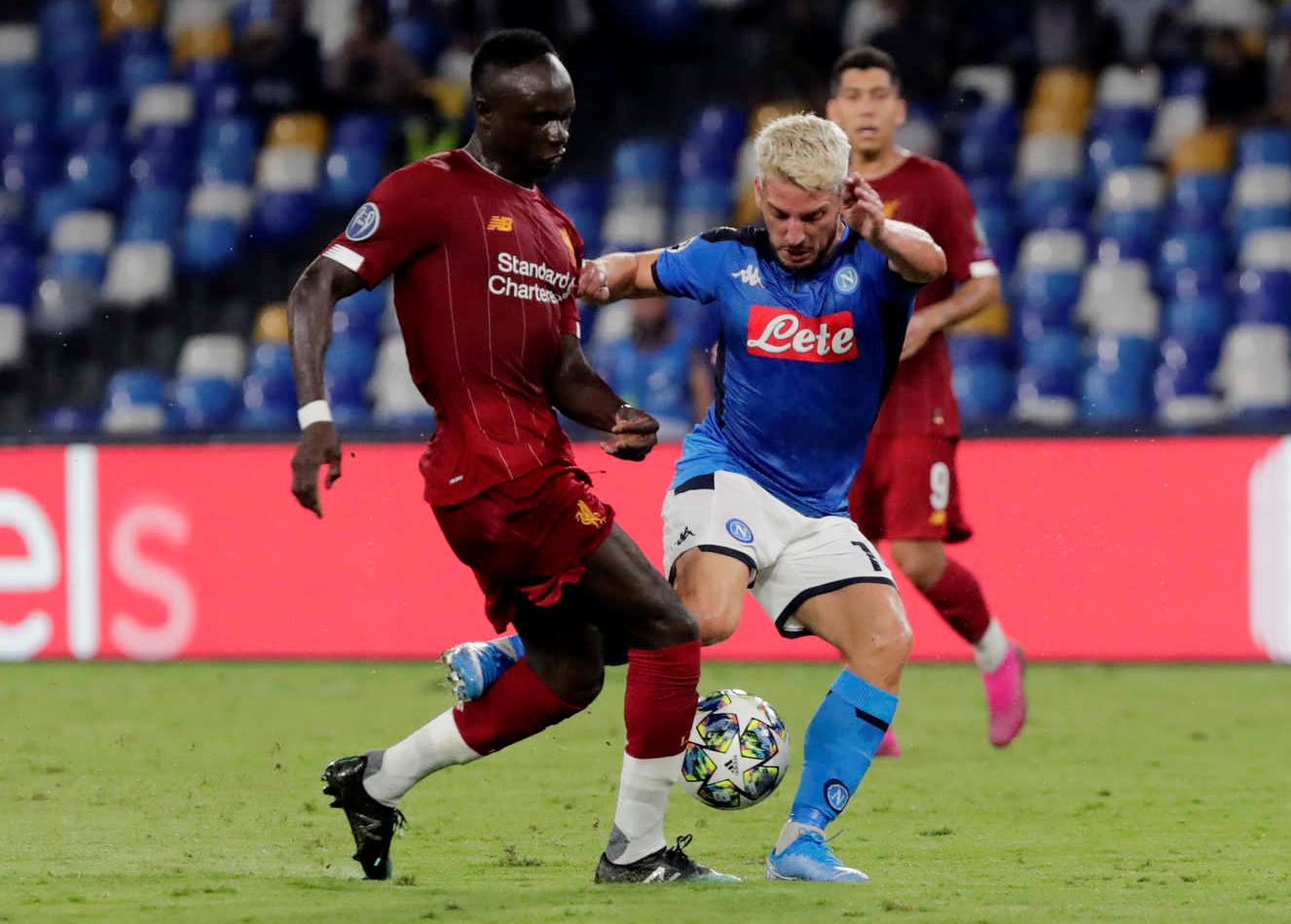 ليفربول ضد نابولى  (1)