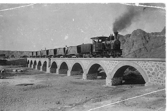 قطار-الفوسفات-بالقصير