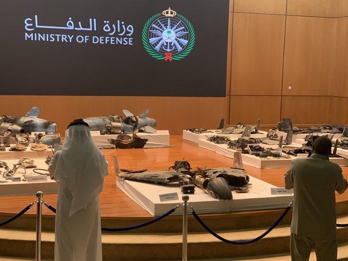 مؤتمر وزارة الدفاع السعوديه (3)